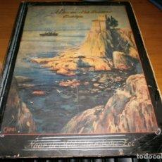 Coleccionismo Álbum: ALBUM DE CROMOS EUROPA - NAAR DE MIDDELLANDSCHE ZEE - N.V. TABAKSFABRIEK V/H THEODORUS NIEMEIJER. Lote 140526674