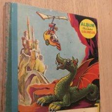 Coleccionismo Álbum: ÁLBUM DE CHOCOLATES LA CIBELES Nº 2 AVENTURAS DE PININ 1956 COMPLETO. Lote 140663518