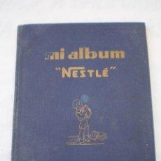 Coleccionismo Álbum: ALBUM MARAVILLAS DEL MUNDO COMPLETO NESTLE. Lote 140846966
