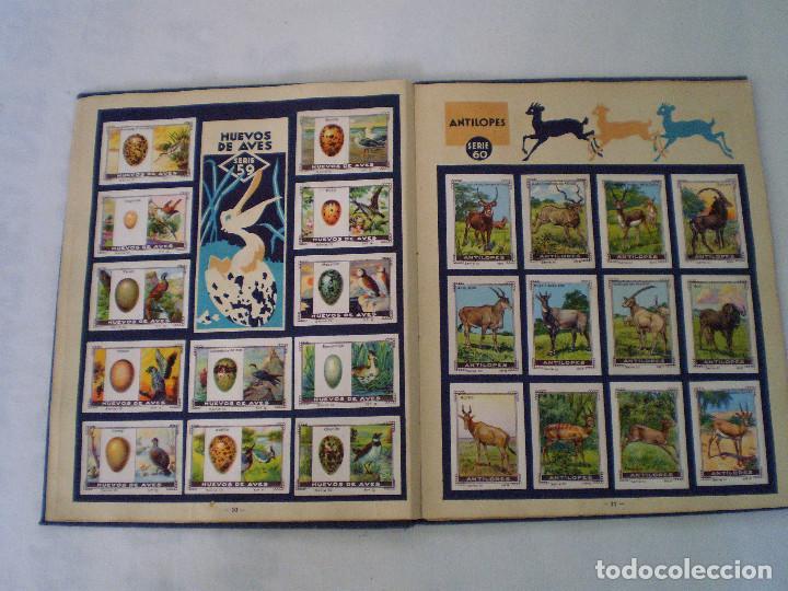 Coleccionismo Álbum: ALBUM MARAVILLAS DEL MUNDO COMPLETO NESTLE - Foto 3 - 140846966