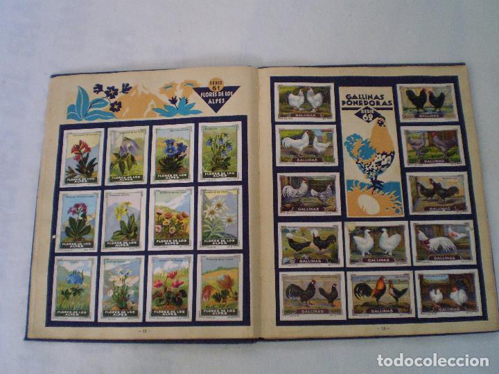 Coleccionismo Álbum: ALBUM MARAVILLAS DEL MUNDO COMPLETO NESTLE - Foto 4 - 140846966