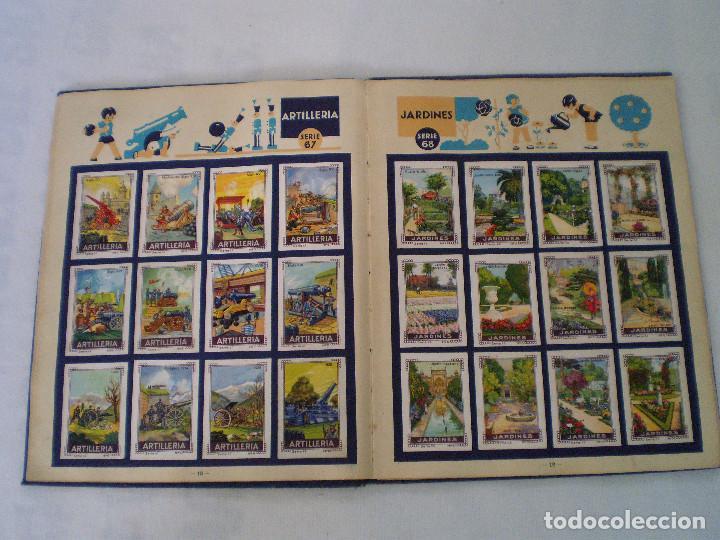Coleccionismo Álbum: ALBUM MARAVILLAS DEL MUNDO COMPLETO NESTLE - Foto 6 - 140846966