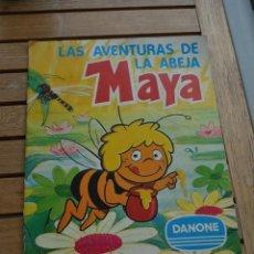 Sammeln Sammelalbum - ALBUM COMPLETO DE LAS AVENTURAS DE LA ABEJA MAYA,DANONE - 141563294