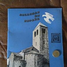 Coleccionismo Álbum: BELLEZAS DE ESPAÑA. VOLUMEN 1. LABORATORIOS VITA. COMPLETO. Lote 141664089