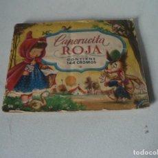 Coleccionismo Álbum: CAPERUCITA ROJA. Lote 141858366