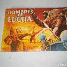 Coleccionismo Álbum: HOMBRES DE LUCHA. Lote 141863834