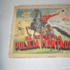 Coleccionismo Álbum: EL REY DE LA POLICIA MONTADA. Lote 141866166