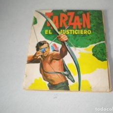 Coleccionismo Álbum: TARZAN EL JUSTICIERO. Lote 141868746