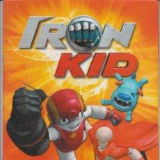 Coleccionismo Álbum: IRON KID. Lote 142285942