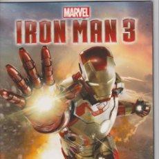 Coleccionismo Álbum: IRON MAN 3. Lote 142756546