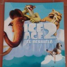 Coleccionismo Álbum: ALBUM COMPLETO CROMOS ICE AGE 2. Lote 142852682