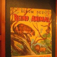 Coleccionismo Álbum: ALBUM DEL REINO ANIMAL COSTA TIMBRADOS LEVANTE. Lote 143004390