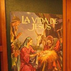 Coleccionismo Álbum: VIDA DE JESUS . Lote 143137834