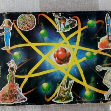 Coleccionismo Álbum: ALBUM MAGA CROMHISTORIA 1967 COMPLETO. Lote 143260593