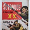 Coleccionismo Álbum: ALBUM COMPLETO SOLDADOS DEL SIGLO XX. RUIZ ROMERO.. Lote 143286834