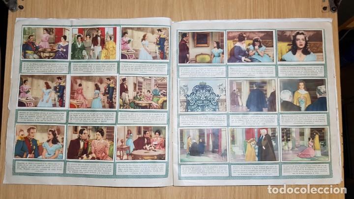 Coleccionismo Álbum: BRUGUERA - LOS JOVENES AÑOS DE UNA REINA - ALBUM COMPLETO - Foto 4 - 143363546