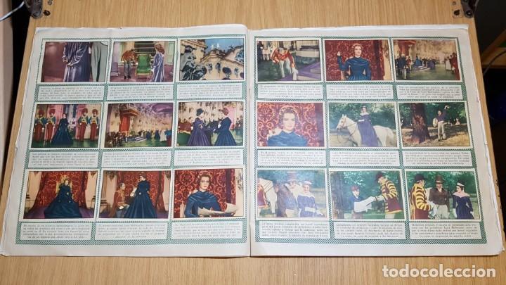 Coleccionismo Álbum: BRUGUERA - LOS JOVENES AÑOS DE UNA REINA - ALBUM COMPLETO - Foto 6 - 143363546