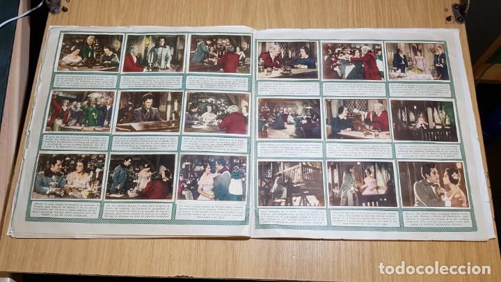 Coleccionismo Álbum: BRUGUERA - LOS JOVENES AÑOS DE UNA REINA - ALBUM COMPLETO - Foto 11 - 143363546