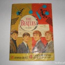 Coleccionismo Álbum: ALBUM THE BEATLES EN FOTOS - COMPLETO - ALBUM ORIGINAL BRUGUERA 1966. Lote 143649142