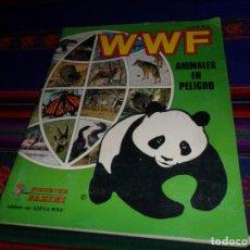 Coleccionismo Álbum: ADENA WWF ANIMALES EN PELIGRO COMPLETO 360 CROMOS. PANINI 1988. BUEN ESTADO.. Lote 143964954