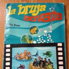 Coleccionismo Álbum: ALBUM LA BRUJA NOVATA.- ED. FHER, 1972. 210 CROMOS COMPLETO. MUY RARO¡¡ FALTAN 11 AUTOADHESIVOS !!. Lote 144324458