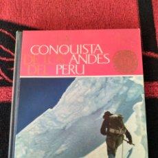 Coleccionismo Álbum: LA CONQUISTA DE LOS ANDES. PERÚ.. Lote 144506056