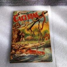 Coleccionismo Álbum: ALBUM GRANDES CACERIAS FERMA 1956 COMPLETO . Lote 144803966