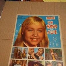 Coleccionismo Álbum: MARISOL : UN RAYO DE LUZ ( ALBUM DE CROMOS COMPLETO ) EDITORIAL FHER, 1961. Lote 145336874