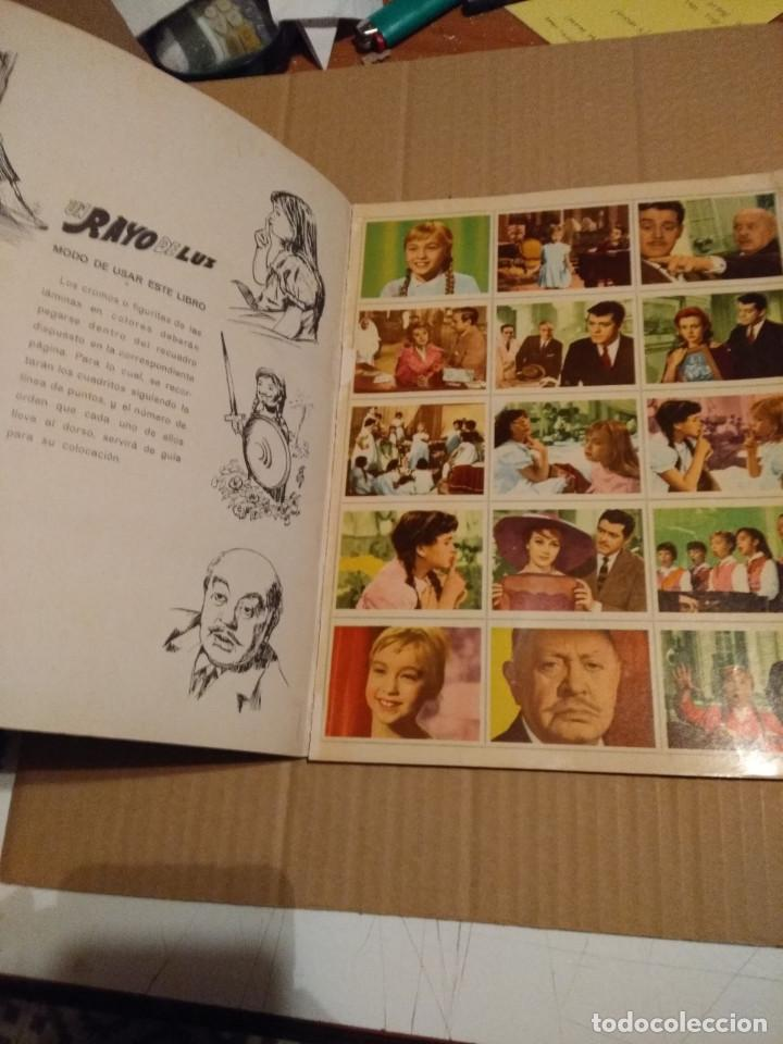 Coleccionismo Álbum: MARISOL : UN RAYO DE LUZ ( ALBUM DE CROMOS COMPLETO ) EDITORIAL FHER, 1961 - Foto 3 - 145336874