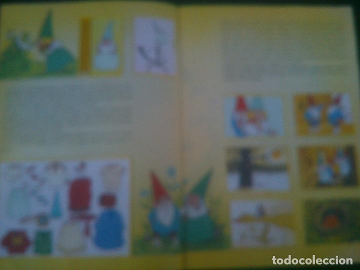 Coleccionismo Álbum: EL LIBRO DE LISA - DAVID EL GNOMO DANONE - Foto 2 - 145666914