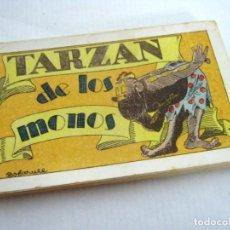 Coleccionismo Álbum: TARZAN DE LOS MONOS. COMPLETA (26 CROMOS). CHOCOLATE MUNDIAL. ILUST: BOFARULL. Lote 145840122