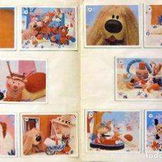 Coleccionismo Álbum: ALBUM 1975 CARRUSEL MAGICO. COMPLETO. MAGIC ROUNDABOUT. LE MANEGE ENCHANTE. UNICO EN TODOCOLECCION. Lote 146179782