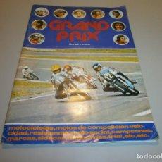 Coleccionismo Álbum: ALBUM COMPLETO GRAND PRIX DE FHER AÑO 1977. Lote 146264542
