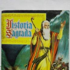 Coleccionismo Álbum: ALBUM CROMOS HISTORIA SAGRADA, 1º EDICION 1961, FRANCISCO BRUGUERA, COLECCION 250 CROMOS. Lote 146525814