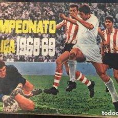 Coleccionismo Álbum: CAMPEONATO DE LIGA 68 69. Lote 146580798