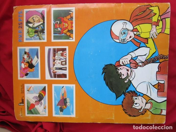Coleccionismo Álbum: ALBUM COMPLETO MAZINGER Z EXITO DE TV. EDITORIAL FHER 1978. BASTANTE BUENO - Foto 2 - 146654058