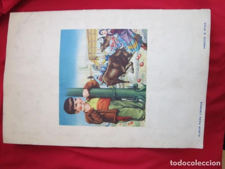 Coleccionismo Álbum: ALBUM SEMI COMPLETO MARCELINO PAN Y VINO, PABLITO CALVO.EDITORIAL FHER 1957. FALTAN 24 CROMOS DE 240 - Foto 2 - 146659906