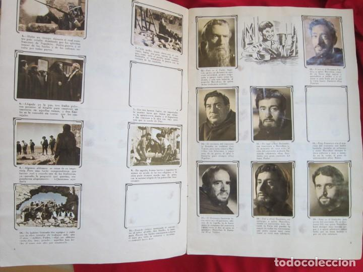 Coleccionismo Álbum: ALBUM SEMI COMPLETO MARCELINO PAN Y VINO, PABLITO CALVO.EDITORIAL FHER 1957. FALTAN 24 CROMOS DE 240 - Foto 3 - 146659906