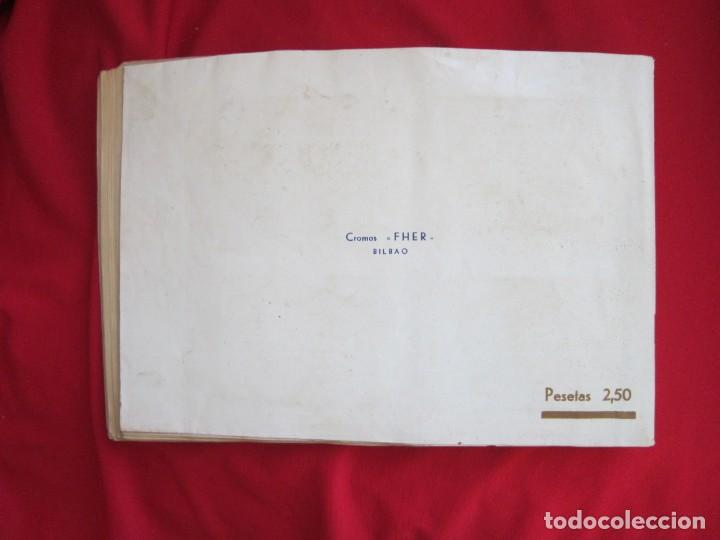 Coleccionismo Álbum: ALBUM COMPLETO BLANCANIEVES Y LOS SIETE ENANITOS. EDITORIAL FHER. PRECIOSO Y EN MUY BUEN ESTADO - Foto 2 - 146662486