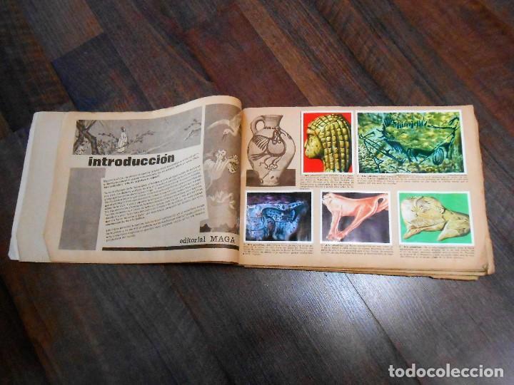 Coleccionismo Álbum: ALBUM CROMOS COMPLETO ARTE EDITORIAL MAGA PINTORES FORTUNY PICASSO GOYA ALBUN alfreedom - Foto 2 - 146894306