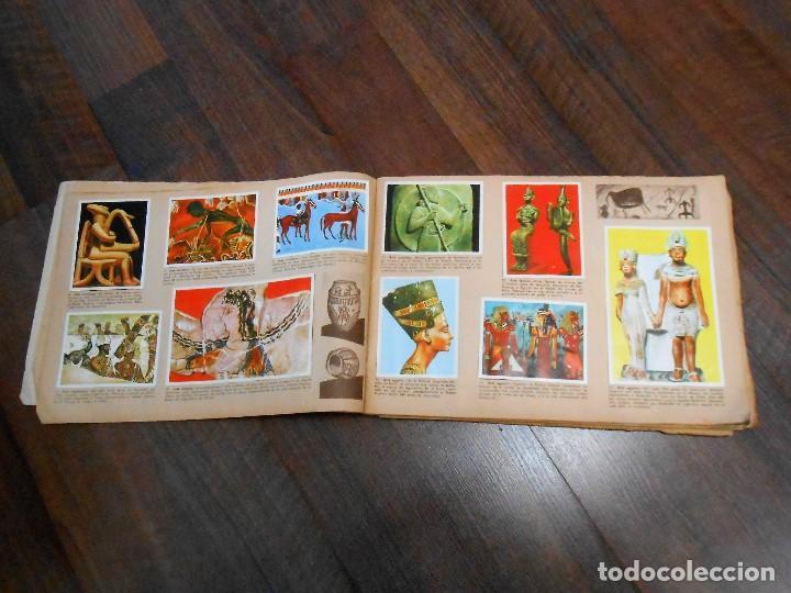 Coleccionismo Álbum: ALBUM CROMOS COMPLETO ARTE EDITORIAL MAGA PINTORES FORTUNY PICASSO GOYA ALBUN alfreedom - Foto 3 - 146894306