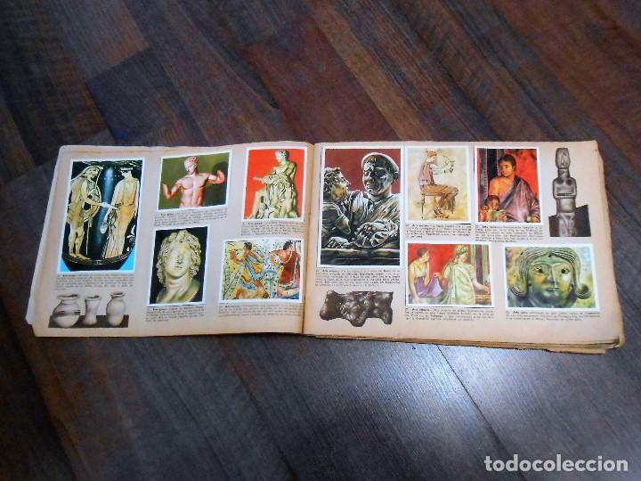 Coleccionismo Álbum: ALBUM CROMOS COMPLETO ARTE EDITORIAL MAGA PINTORES FORTUNY PICASSO GOYA ALBUN alfreedom - Foto 4 - 146894306