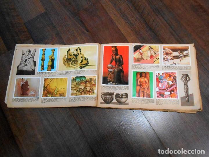 Coleccionismo Álbum: ALBUM CROMOS COMPLETO ARTE EDITORIAL MAGA PINTORES FORTUNY PICASSO GOYA ALBUN alfreedom - Foto 5 - 146894306