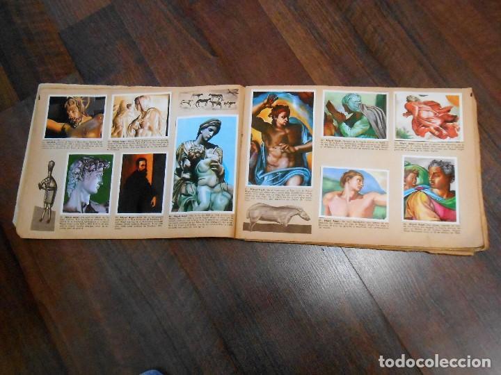 Coleccionismo Álbum: ALBUM CROMOS COMPLETO ARTE EDITORIAL MAGA PINTORES FORTUNY PICASSO GOYA ALBUN alfreedom - Foto 8 - 146894306