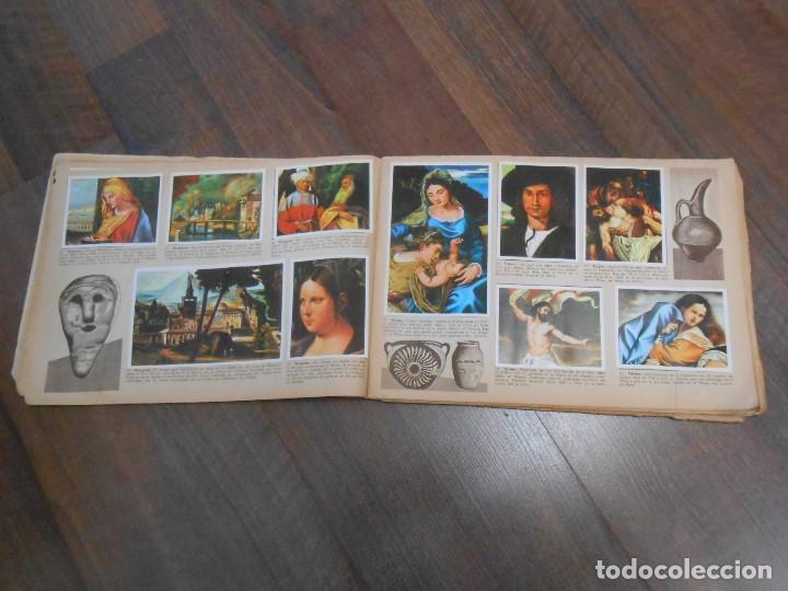 Coleccionismo Álbum: ALBUM CROMOS COMPLETO ARTE EDITORIAL MAGA PINTORES FORTUNY PICASSO GOYA ALBUN alfreedom - Foto 9 - 146894306