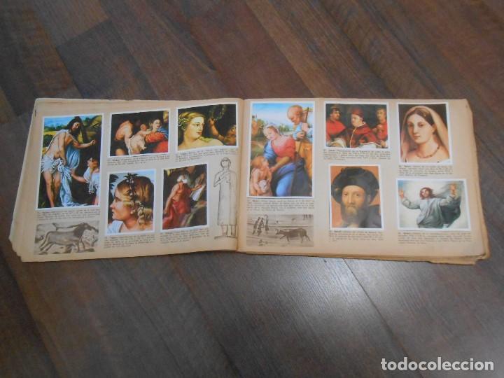 Coleccionismo Álbum: ALBUM CROMOS COMPLETO ARTE EDITORIAL MAGA PINTORES FORTUNY PICASSO GOYA ALBUN alfreedom - Foto 10 - 146894306