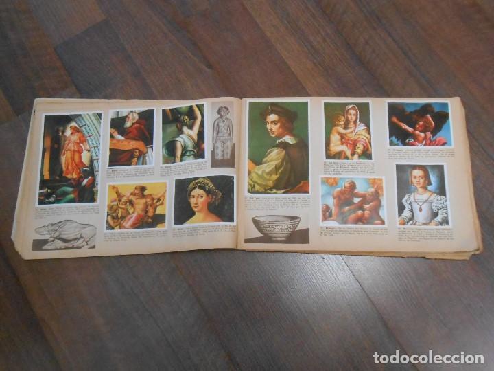 Coleccionismo Álbum: ALBUM CROMOS COMPLETO ARTE EDITORIAL MAGA PINTORES FORTUNY PICASSO GOYA ALBUN alfreedom - Foto 11 - 146894306