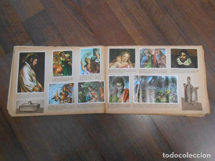 Coleccionismo Álbum: ALBUM CROMOS COMPLETO ARTE EDITORIAL MAGA PINTORES FORTUNY PICASSO GOYA ALBUN alfreedom - Foto 12 - 146894306