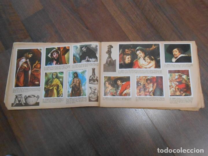 Coleccionismo Álbum: ALBUM CROMOS COMPLETO ARTE EDITORIAL MAGA PINTORES FORTUNY PICASSO GOYA ALBUN alfreedom - Foto 13 - 146894306