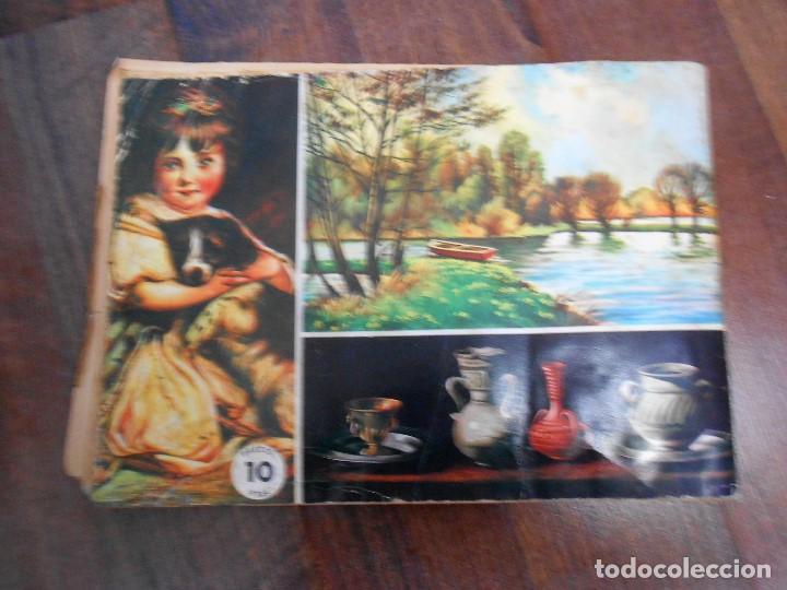 Coleccionismo Álbum: ALBUM CROMOS COMPLETO ARTE EDITORIAL MAGA PINTORES FORTUNY PICASSO GOYA ALBUN alfreedom - Foto 14 - 146894306